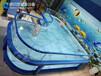 伊貝莎鋼化玻璃兒童泳池,嬰幼兒洗澡盆