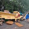 二手木材综合破碎机处理