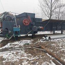 二手柴油式综合破碎机回收,二手综合破碎机图片