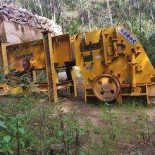 破碎机二手木材破碎机,二手模板综合破碎机回收图片