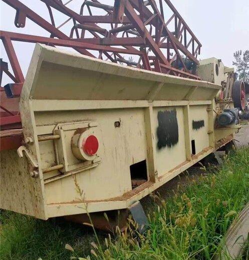 二手大型木材破碎機回收,二手綜合破碎機