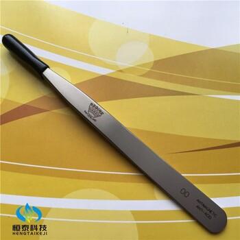 REGINE瑞士产00号加厚防磁耐酸碱精密镊子不锈钢电子夹子