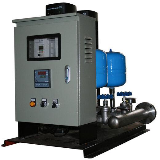 新庵水泵安裝維修銷售水泵控制柜系統觸摸屏PLC