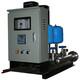 水泵控制柜系統觸摸屏PLC圖
