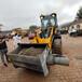 江西全新混凝土攪拌機裝載機攪拌斗信譽保證,鏟車攪拌機