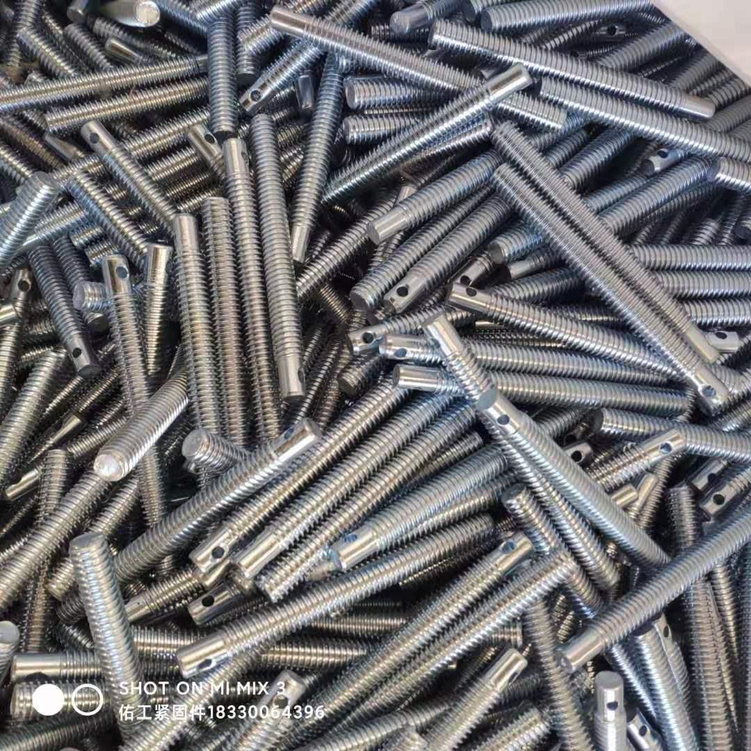 佑工梯型丝杆,漳州梯型牙灌溉配件厂家直销