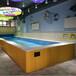 環保材料可重復使用濱州拼裝式游泳池設備
