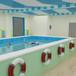 現場定制淮南支架游泳池設備