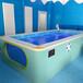恒溫游泳池上饒支架游泳池池體可拆裝可移動