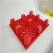鄂州全新九腳網格塑料托盤廠家直銷,九腳網格塑料棧板