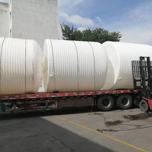 萬盛供應塑料水箱20噸塑料水塔,PE水箱