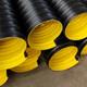 青海PE鋼帶增強螺旋波紋管生產廠家圖