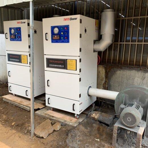 威海濾筒除塵器公司,濾芯除塵器