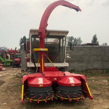 淄博博山轮式圆盘青储机