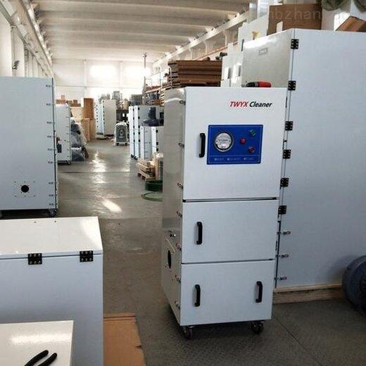 濾筒除塵器粉塵分離的過程,工業除塵器