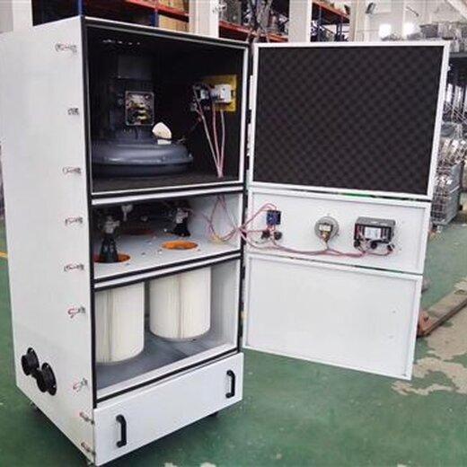 南安濾筒脈沖除塵器設備報價,柜式除塵器