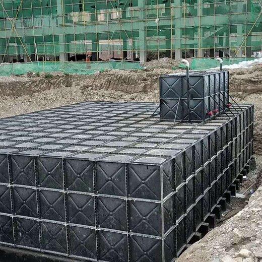 徐州地埋式消防給水設備廠家,裝配式BDF復合水箱