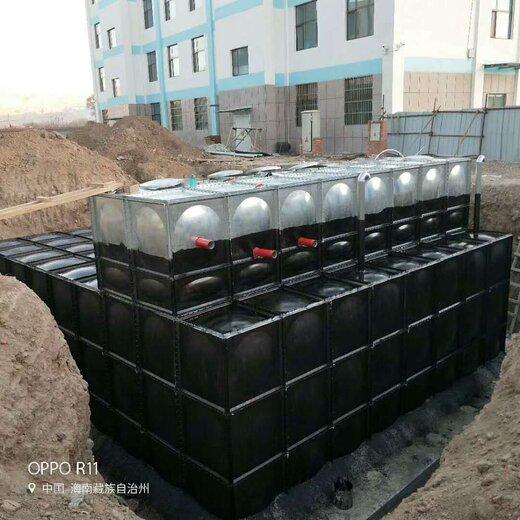 沙坪壩地埋式消防給水設備廠家,裝配式BDF復合水箱