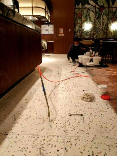 呼和浩特地暖瓷磚地面空鼓檢測方法