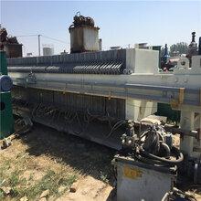 徐州供應二手板框廂式壓濾機二手污水處理壓濾機圖片