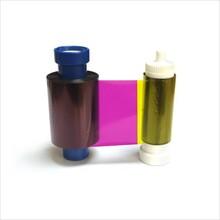 健康證打印機MZ300YMCKO彩色帶