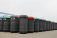 地埋式垃圾桶生產廠家,深埋式垃圾桶