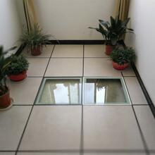 信陽玻璃地板批發圖片