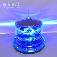 深圳醫院太陽能航空障礙燈圖片