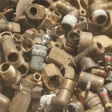 寶安長期高價收購金屬廢料銅邊料圖片