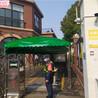 上海軒譽物流棚,邳州市制造推拉篷款式新穎