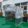 上海軒譽物流棚,浦東新場逼真推拉篷安全可靠