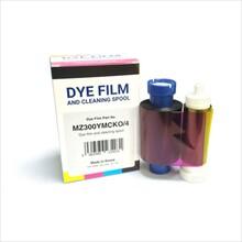 寶瑞迪健康證打印機MZ300YMCKO彩色帶供應廠家