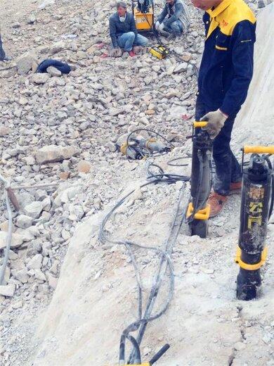 礦山開采巖石劈裂機,劈裂棒