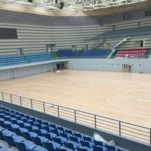 舞臺木地板籃球館木地板籃球體育地板圖片