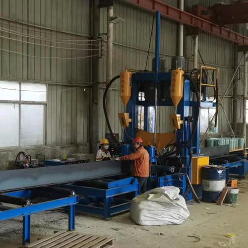可靠皇泰钢结构组焊矫一体机规格齐全,组焊矫一体机