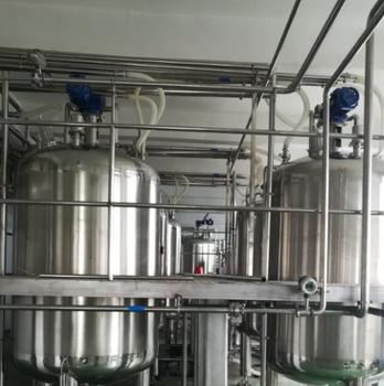 上海仝莫欧李果汁饮料设备,钙果天然果汁饮料生产线量大从优
