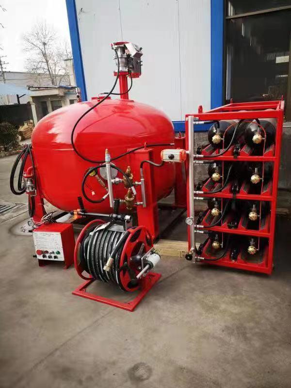 福州移动式干粉灭火装置生产厂家