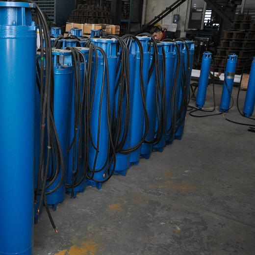 晋城大流量QK型矿用潜水泵安全可靠