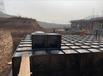 撫州地埋BDF水箱廠家,抗浮式消防水池