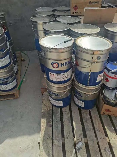 菏澤大量回收油漆