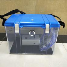 承接真空箱氣袋采樣裝置經久耐用,氣袋負壓采集箱圖片