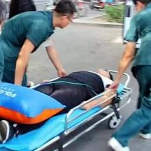 專業救護車出租,120轉運車圖片