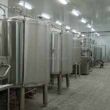 智能仝莫果汁生产线,复合果汁生产线图片