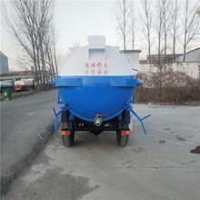 鳳泉區供應三輪3噸掛桶垃圾餐廚車質優價廉圖片