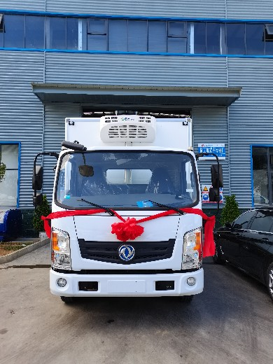 眉山新能源冷藏車廠家,新能源面包冷藏車