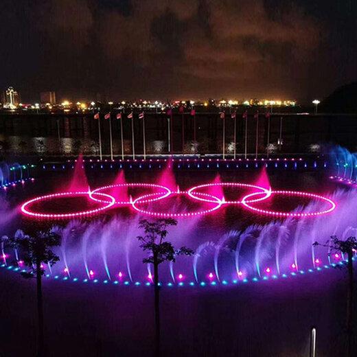 唐韵水景喷泉设备,新疆唐韵音乐喷泉公司