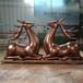 北京鍛銅雕塑制作安裝