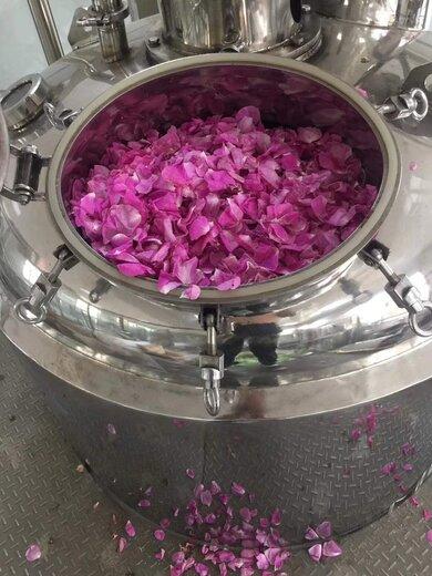 矩源小型精油提取设备,自动矩源精油蒸馏提炼设备制作精良