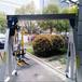 北京手推移動式小型龍門架經久耐用,手推式龍門起重機