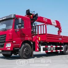 东风F5质尊版12吨随车吊图片
